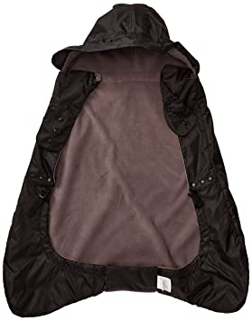 Ergobaby Fleece Lined Baby Carrier Winter Weather Cover