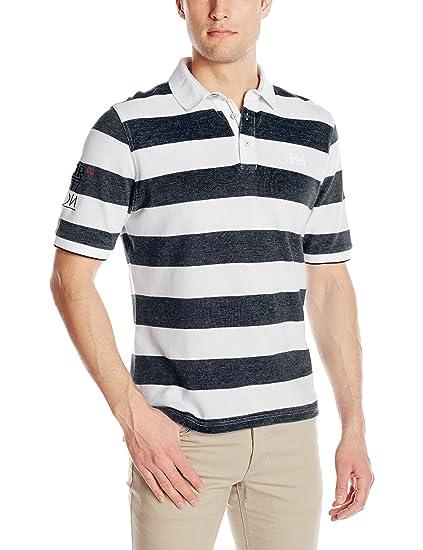 9bca8f5ed Amazon.com  Helly Hansen Men s Marstrand Polo Shirt  Clothing