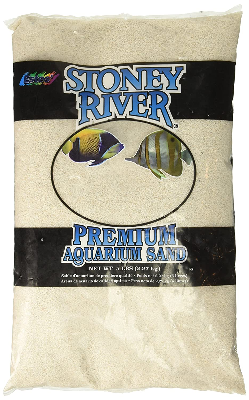 Amazon.com : Estes 28199 Aqua Sand, White, 5 lb : Aquarium Decor Gravel : Pet Supplies