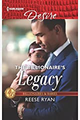 The Billionaire's Legacy (The Bourbon Brothers Book 2) Kindle Edition