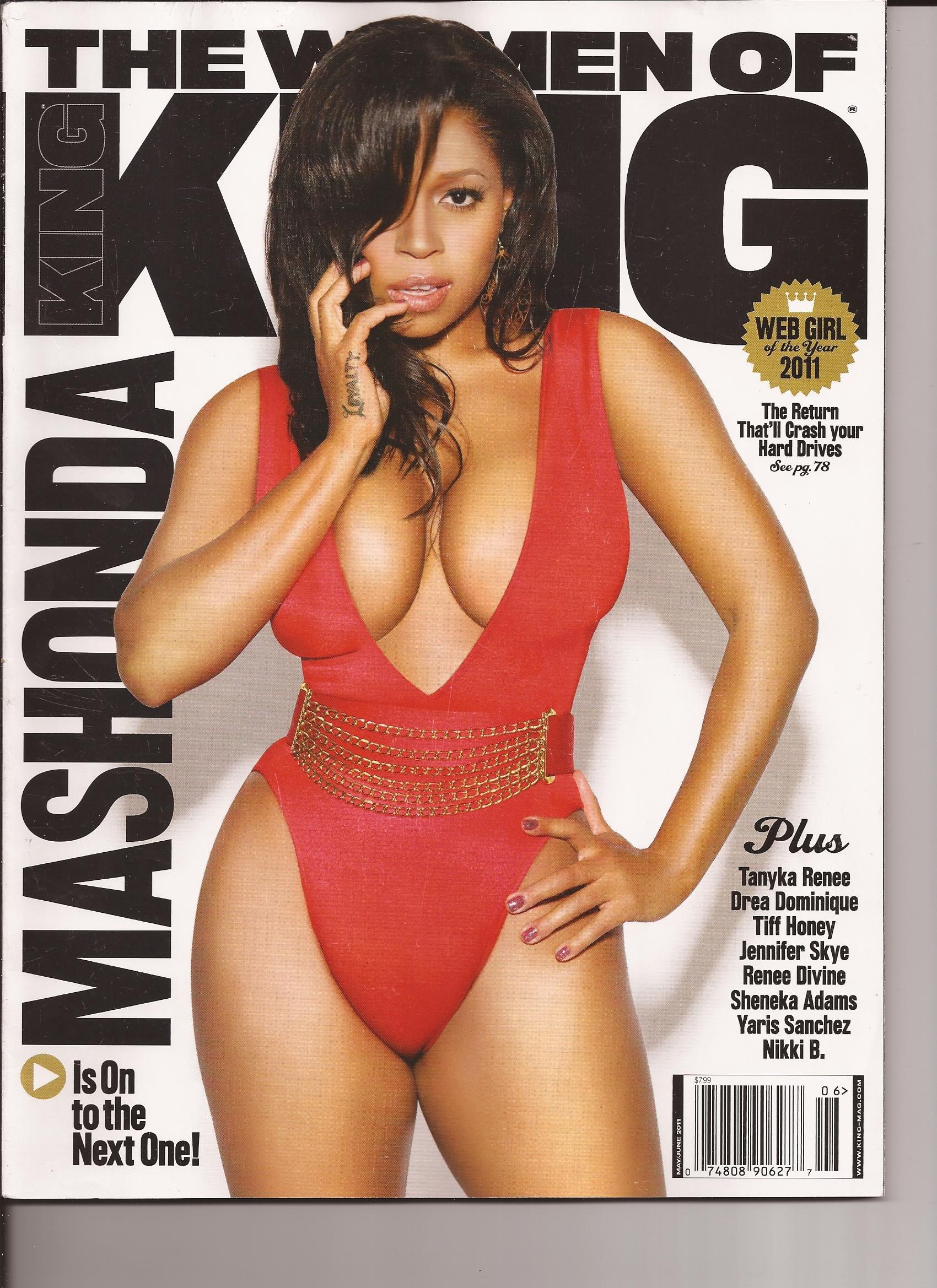 King Magazine Models