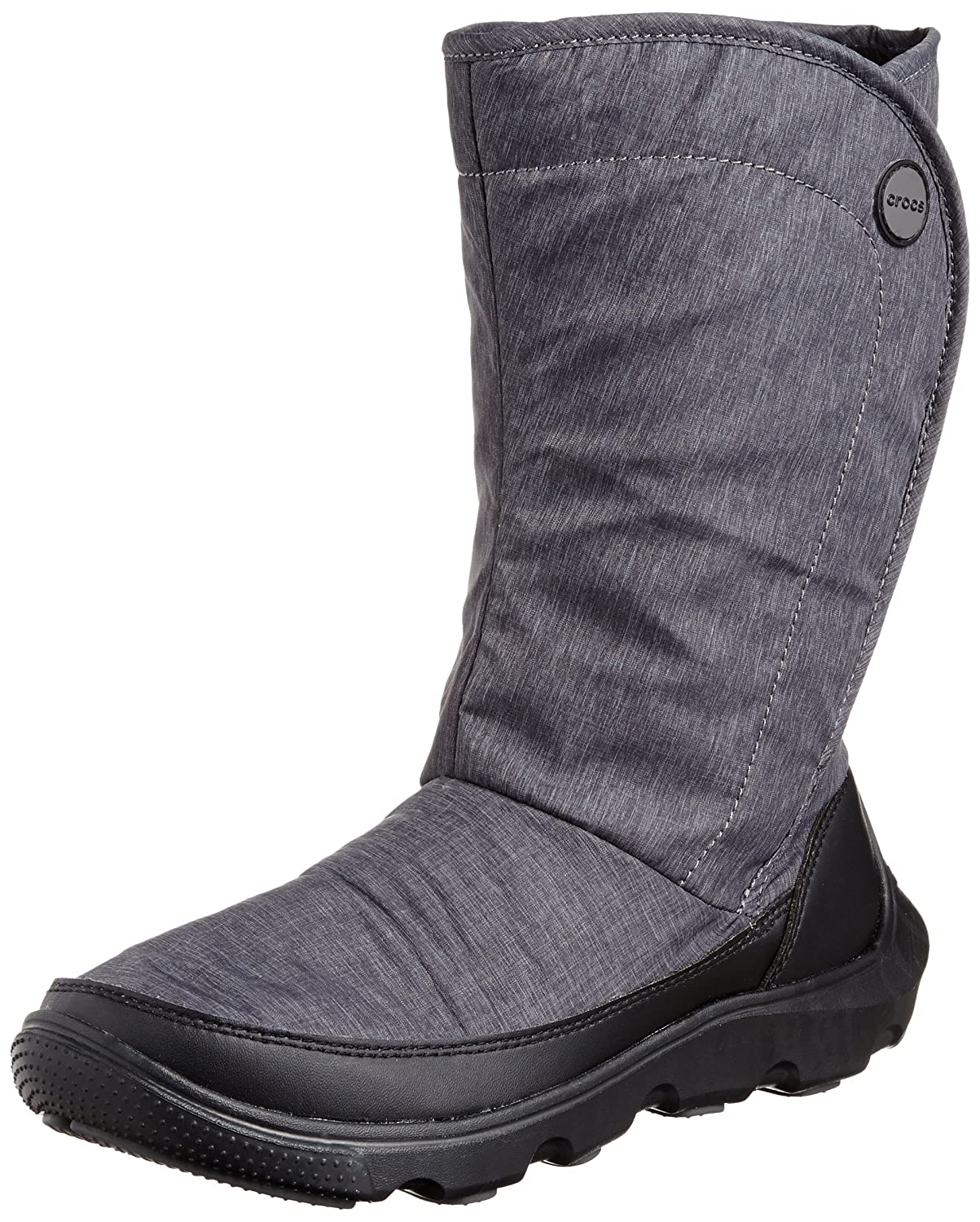 Crocs Duet Busy Day Boot W, Bottes Femme Duet Femme Busy Noir (Black/Black) ae190c8 - latesttechnology.space