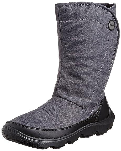 3c297d4d98ffa8 Crocs Women s Duet Busy Day Boot  Amazon.ca  Shoes   Handbags