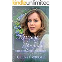 Rescuing the Lawman (Christmas Rescue Book 15)