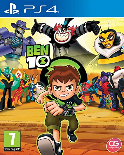 Buy PS4 Ben 10 Online at Low Prices in India | null Video Games