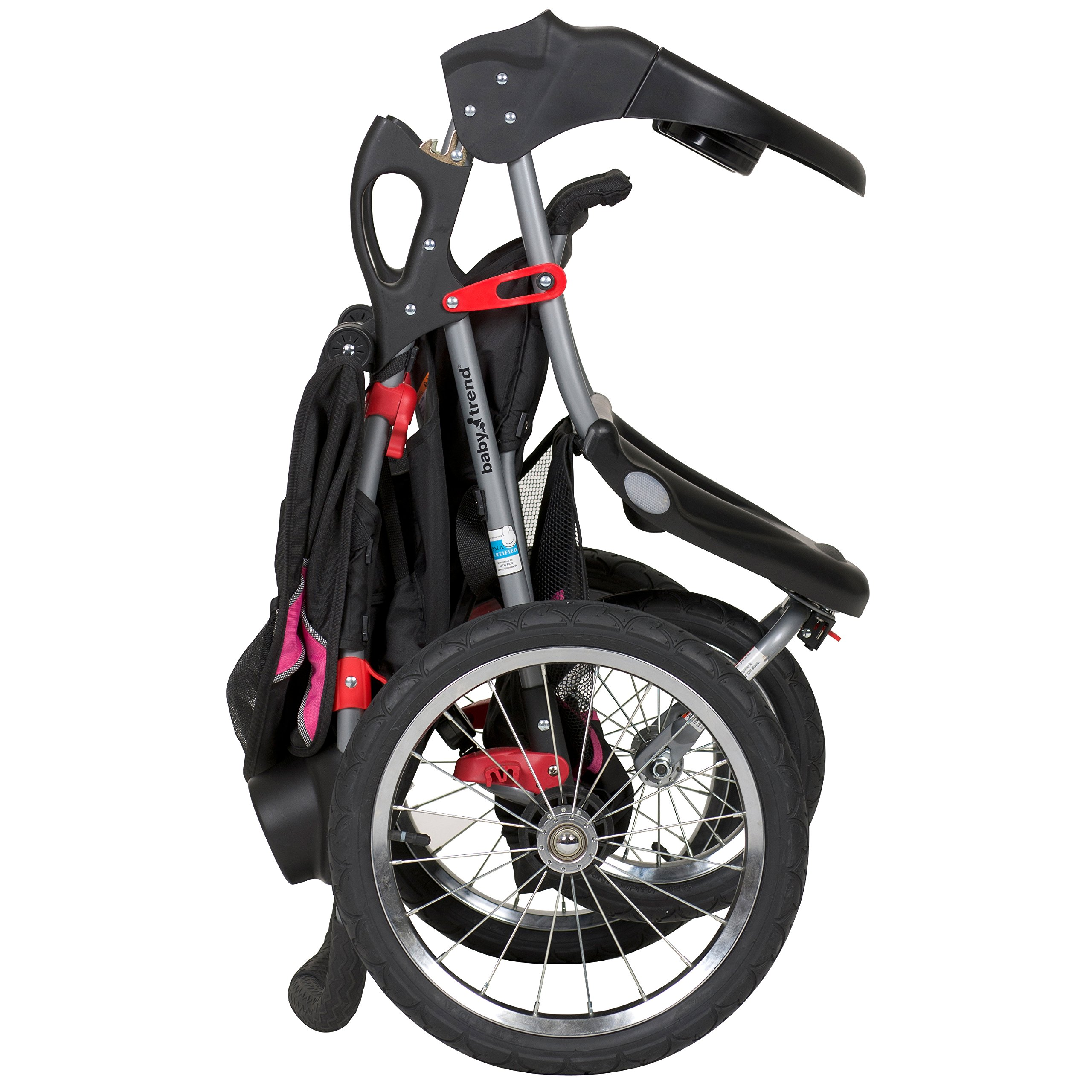 Baby Trend Expedition Jogger Stroller, Bubble Gum by Baby Trend (Image #5)