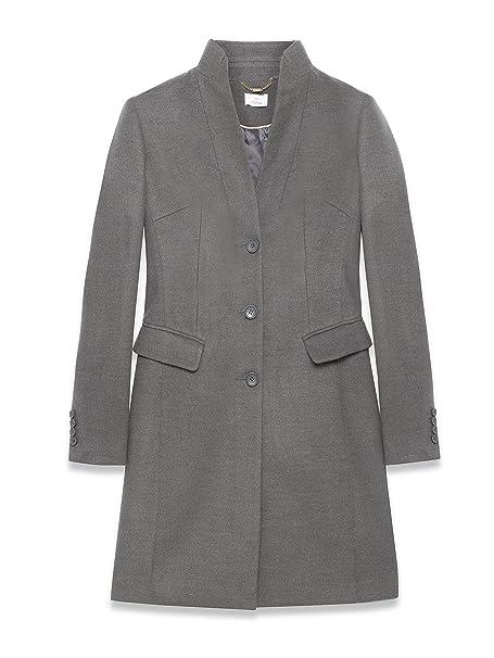 innovative design 41df6 993c9 Motivi: Cappotto Donna in Panno, Linea Avvitata. (Italian Size)