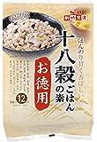 S&B 穀物充実 十八穀ごはんの素 お徳用 360g