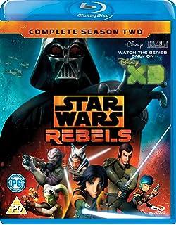 Star Wars Rebels [Blu-ray]: Amazon.es: Cine y Series TV