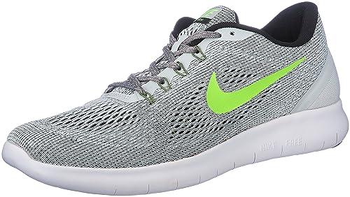 54a242cbfd5 Nike Men s Free Rn Grey Running Shoes - 10 UK India (45 EU)(11 US ...