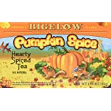 Bigelow Tea Pumpkin Spice - 2 Pack,  40 Teabags