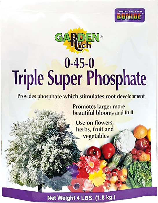 The Best Plant Food With Phosphous