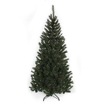 Durchmesser Weihnachtsbaum.Black Box Trees 382975 01 Künstlicher Weihnachtsbaum Trento Höhe 155 Cm Durchmesser 86 Cm 345 Zweige Pvc Hart Und Weichnadel