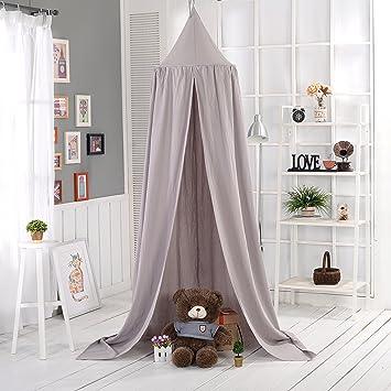 Betthimmel Bett Baldachin EZbuy Baumwolle Dekoration Baldachin Für  Kinderzimmer Babybett Insekt Moskitonetz Schutz Indoor Outdoor