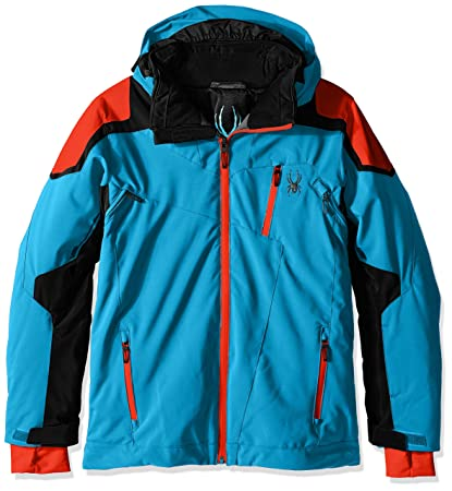 Amazon.com  Spyder Boys Speed Jacket  Sports   Outdoors 3699c9696