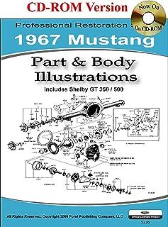 1967 mustang owners manual ford motors mustang amazon com books rh amazon com 1967 mustang parts manual 1967 mustang repair manual download