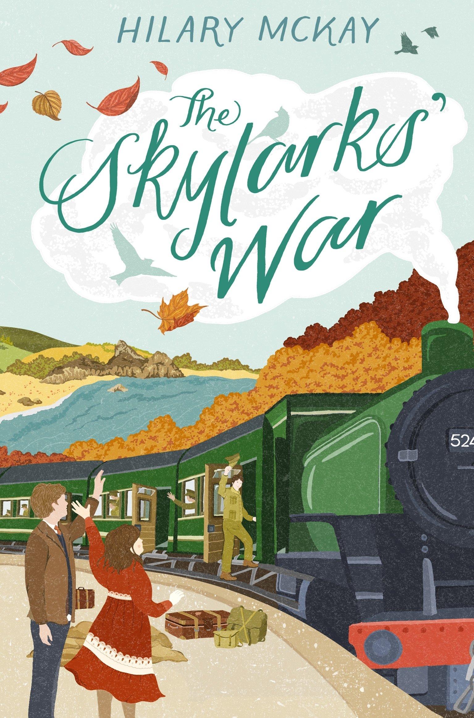 The Skylarks' War: Amazon.co.uk: McKay, Hilary: Books