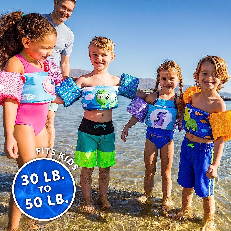 Puddle Jumper Stearns Original Kids Life Jacket Deluxe 3D Life Vest for Children