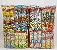 "Assorted Japanese Junk Food Snack ""Umaibo"" 100 Packs of 11 Types (2 Package Set of 50 Packs)"