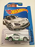 HOT WHEELS HW CITY WHITE HONDA S2000 SHOWDOWN SCAN & RACE! 17/250