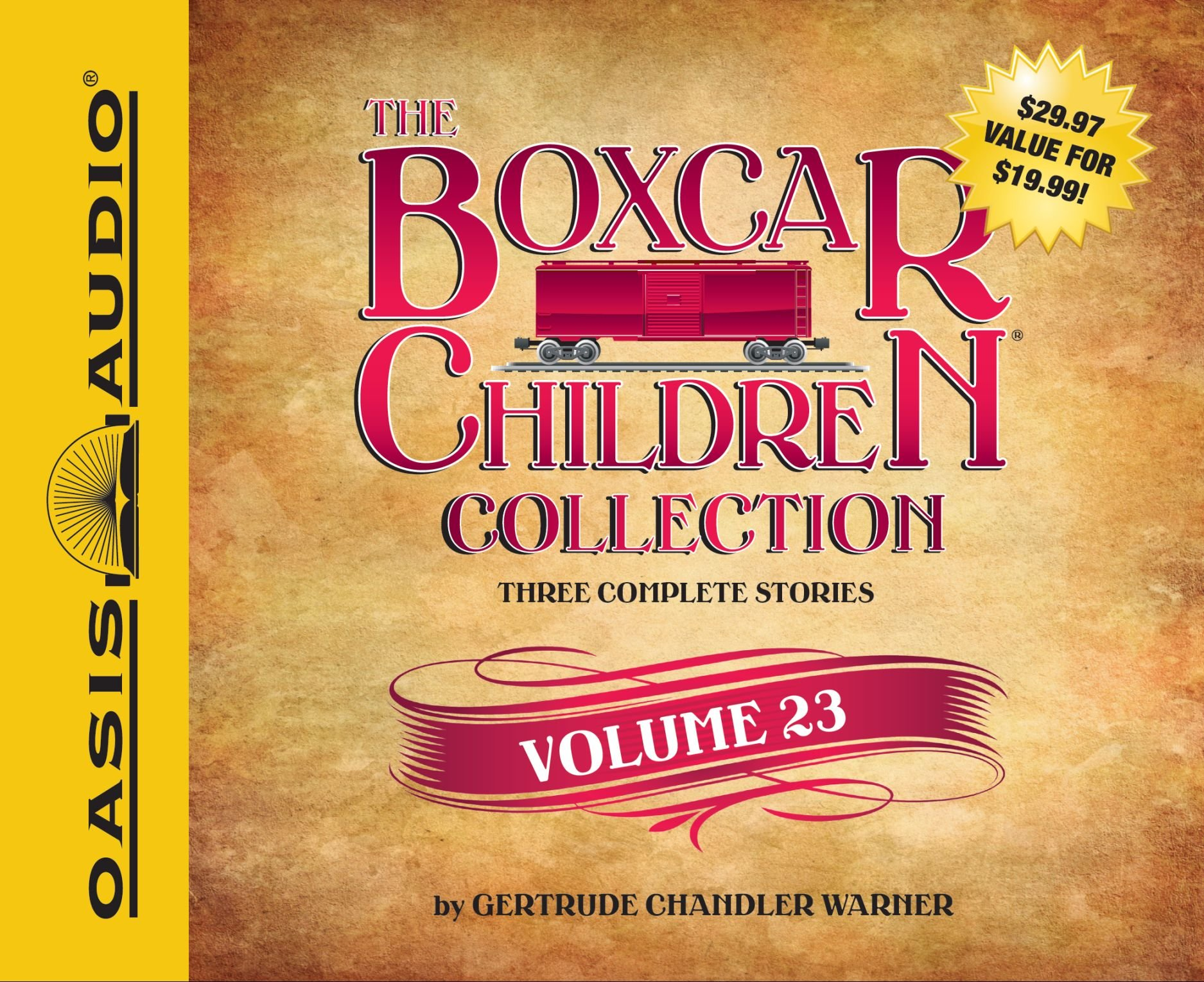 Download The Boxcar Children Collection Volume 23: The Mystery of the Stolen Sword, The Basketball Mystery, The Movie Star Mystery PDF