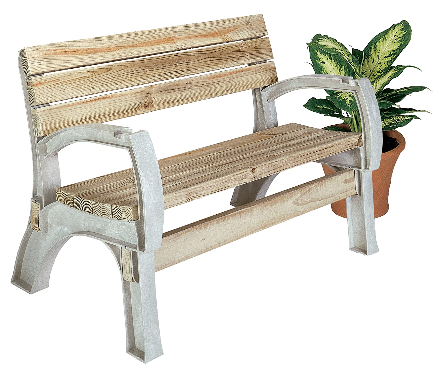 2x4 Basics - Any Size Chair or Bench - Just add CLS Timber: Amazon.co.uk:  Garden & Outdoors