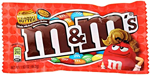 M&M's Peanut Butter Candy, 46.2 g