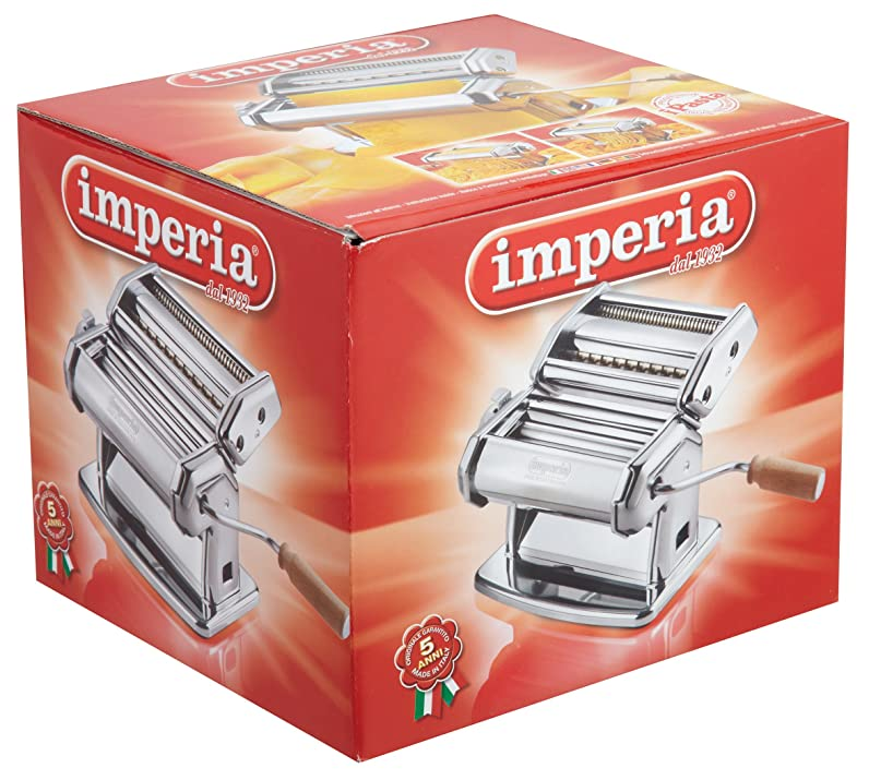 Imperia 100 Machine à Pâtes: Amazon.fr: Cuisine & Maison