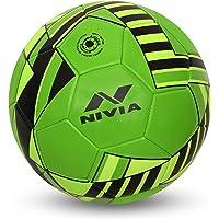 Nivia 1021YL Blade Machine Stitched Football, Size 5