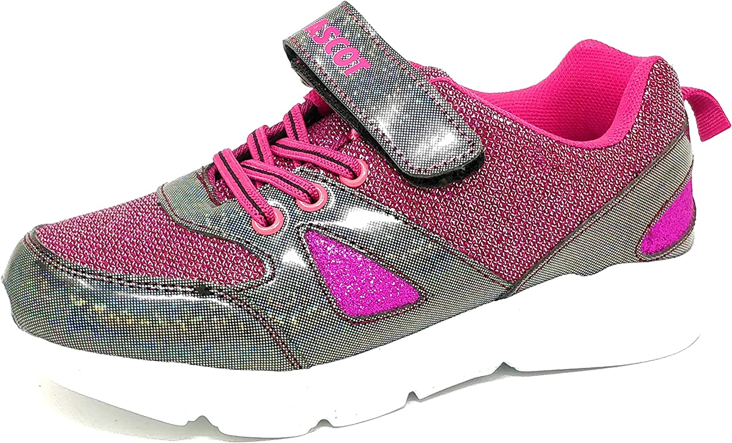 Purple Sparkly Casual Shoes Trainers