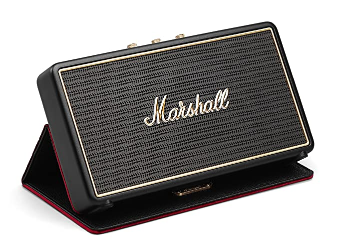 Review Marshall Stockwell Portable Bluetooth