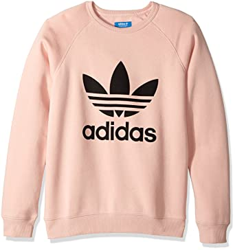 adidas Originals Men's Outerwear Trefoil Crew Sweatshirt