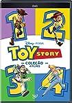 Coleção Toy Story - 4 Discos [DVD]