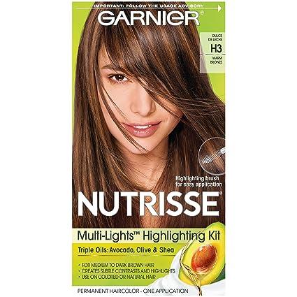 Buy garnier nutrisse nourishing multi lights highlighting kits warm garnier nutrisse nourishing multi lights highlighting kits warm bronze h3 solutioingenieria Choice Image