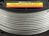 Forney 70452 Wire Rope, Vinyl Coated Aircraft