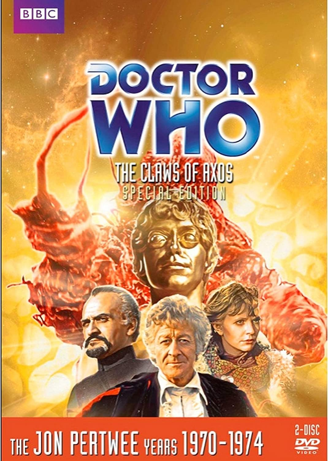 Doctor Who: The Claws Of Axos