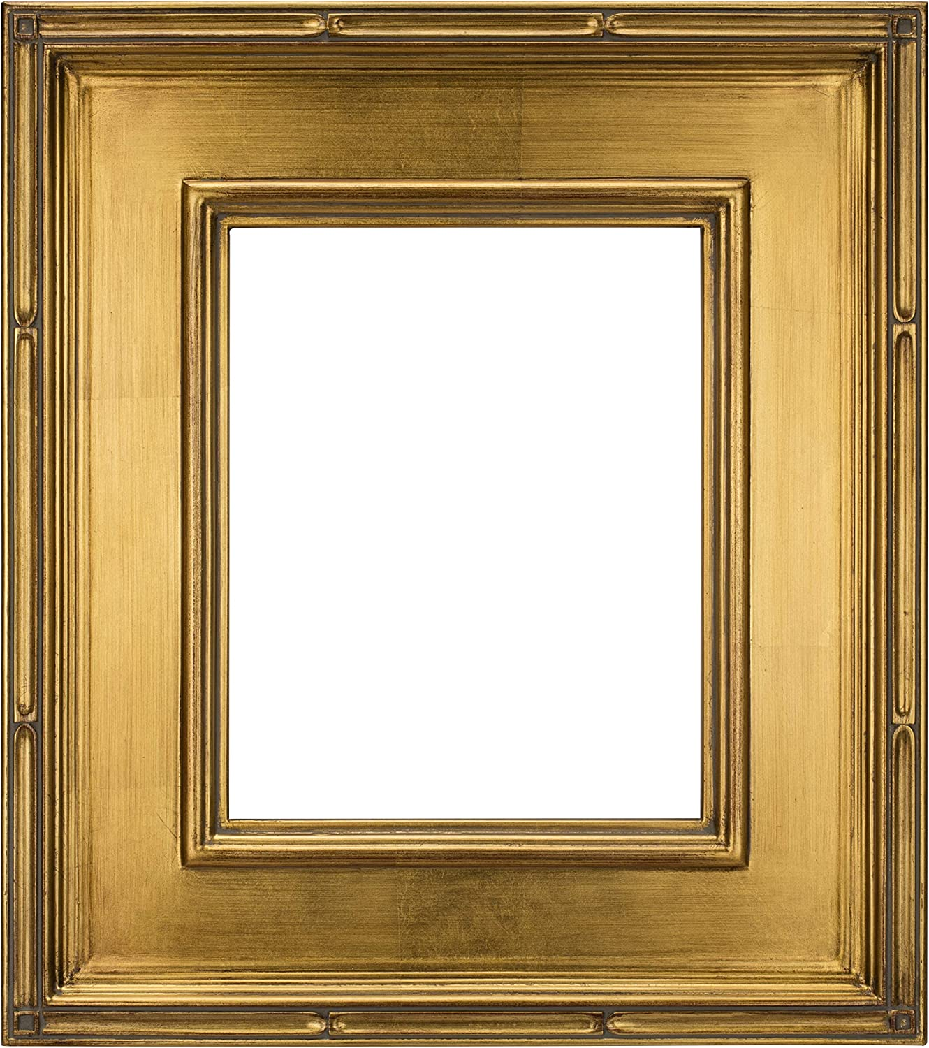 Museum Quality Gold  Leaf frame size 20x24 inches