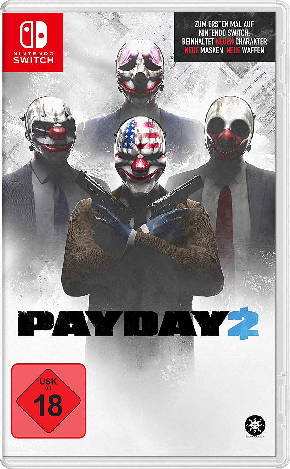 Payday 2 - Nintendo Switch [Importación alemana]: Amazon.es ...