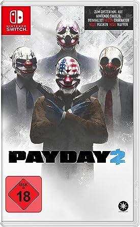 Payday 2 - Nintendo Switch [Importación alemana]: Amazon.es ...