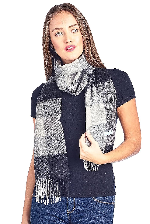 High Style ACCESSORY レディース B074GCZ21T One Size|Black Grey White Black Grey White One Size