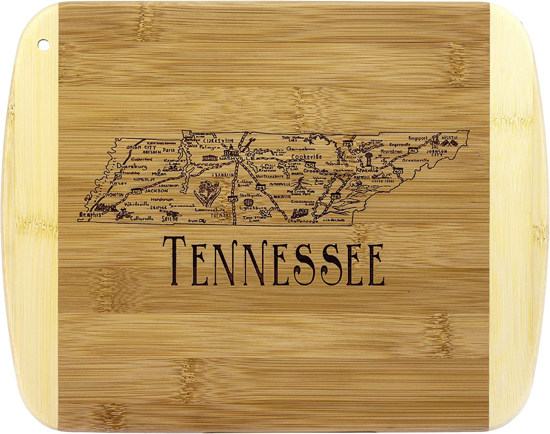 180 Engraved Wood Cutting Board Housewarming Tennessee Cutting Board Personalized Cutting Board Home State Cutting Board