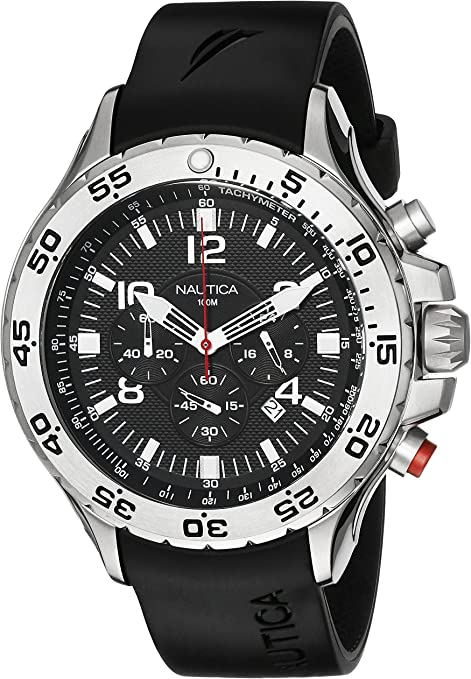 ejemplo de reloj para hombre nautica