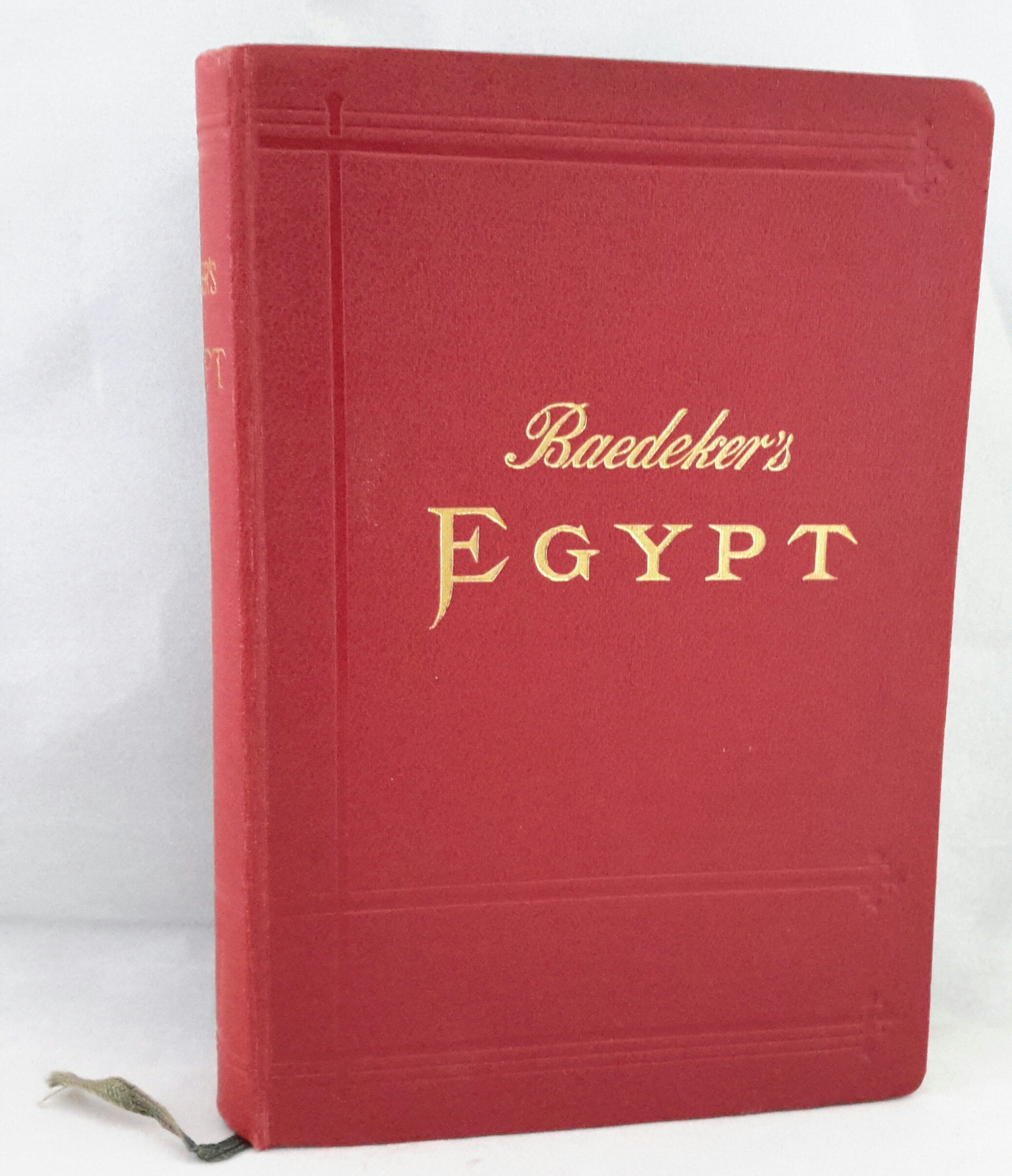 Egypt and the Sudan: handbook for travellers