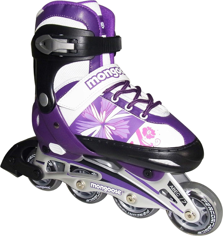 Mongoose Girl's Skates 910NSlyCwILSL1500_