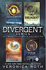 Divergent Series Ultimate Four-Book Collection: Divergent; Insurgent; Allegiant; Four Kindle Edition