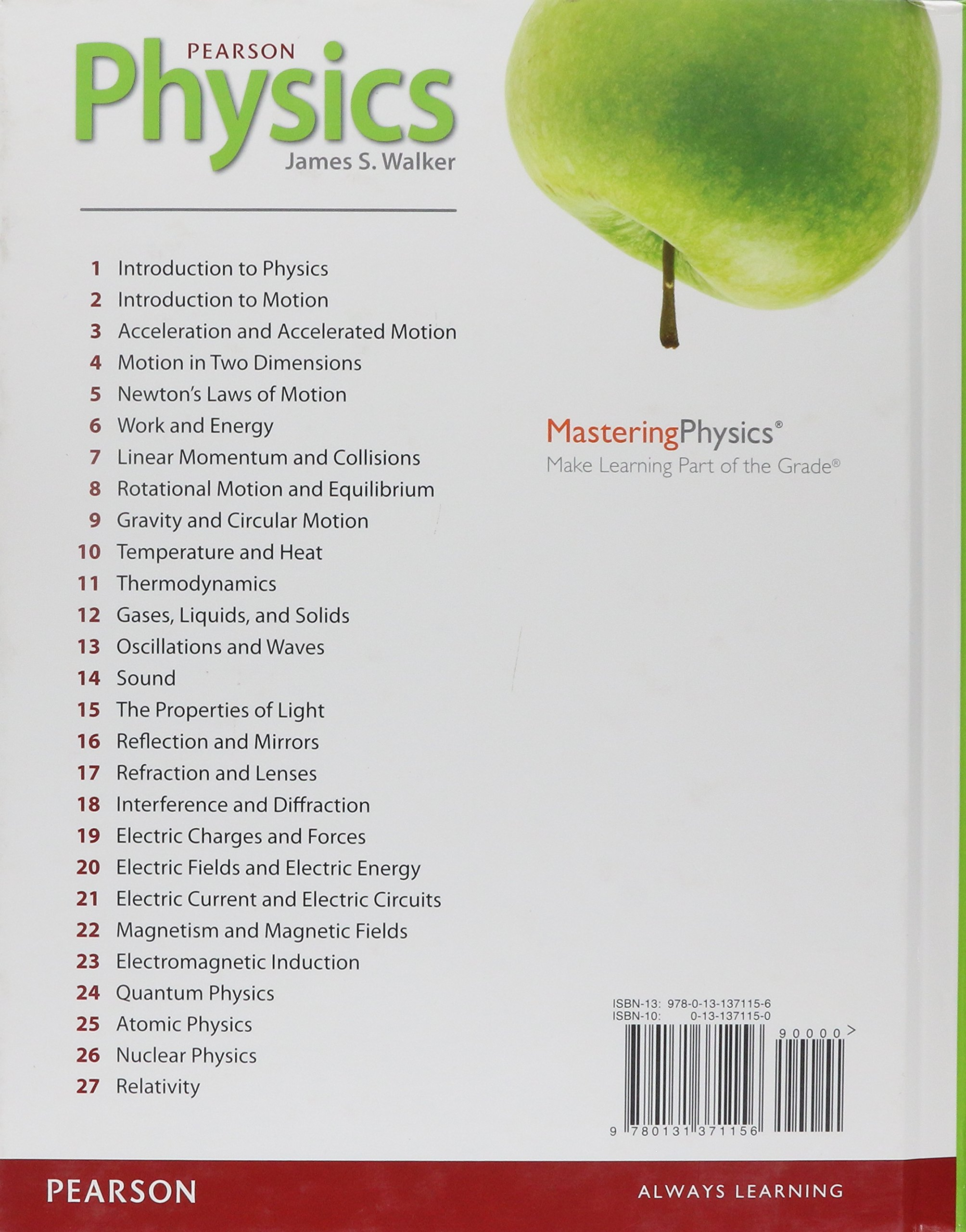 Physics James S Walker Pdf