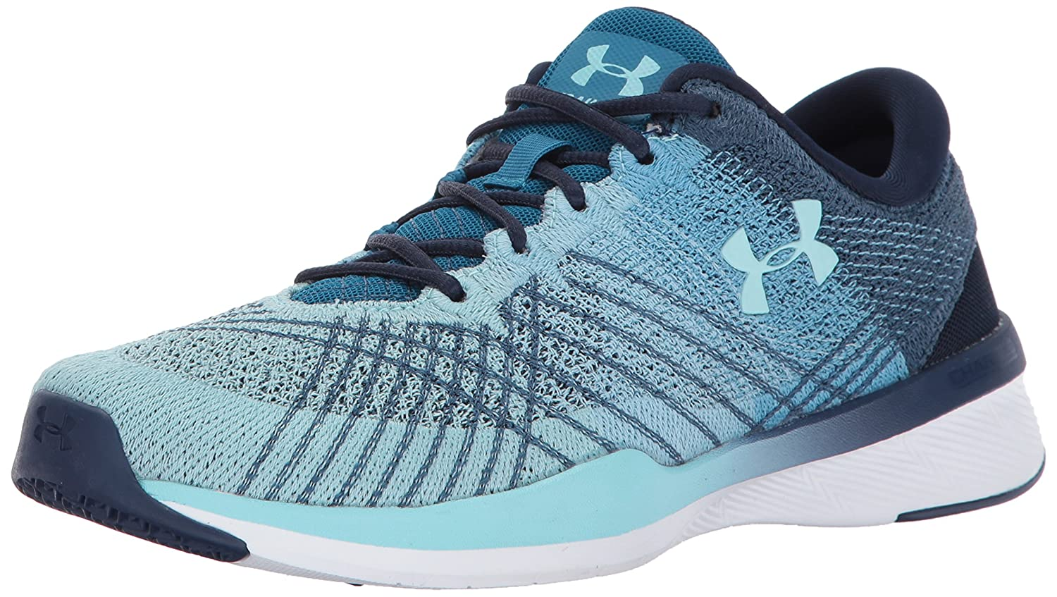 Under Armour Shoe Women's Threadborne Push Cross-Trainer Shoe Armour B01N5FJJ4P 7.5 M US|Midnight Navy (410)/Bayou Blue 265b96