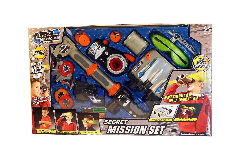 De A a Z Spy Spy Spy Squad Misioacute;n Secreta Set 70af21