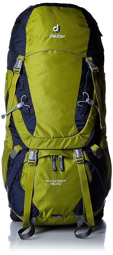 cdbf34dc63 Deuter Trekking Bag Aircontact 45 + 10: Amazon.in: Bags, Wallets & Luggage