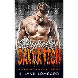 Stryker's Salvation (A Savage Saints MC #3)